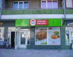 Витрина магазина Наша ряба Киев