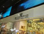 Вывеска Scorpio