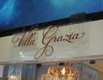 Вывеска Villa Grazia